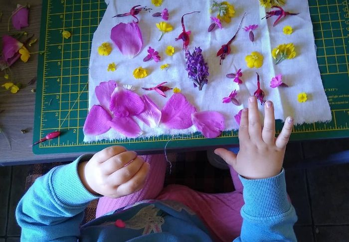 Two Easy, Summer Nature Crafts For Kids