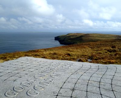 Autumn Comes to the Orkney Islands