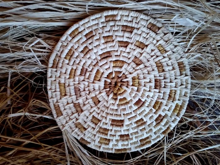 Bringing Basketry and Natural Dyeing Together