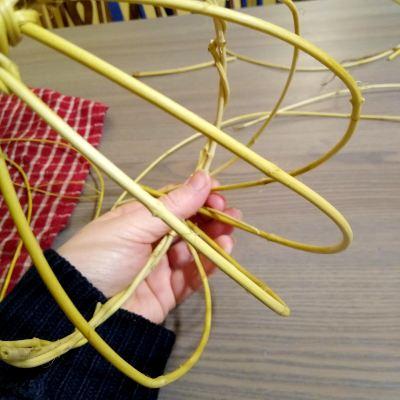 Weaving-with-honeysuckle