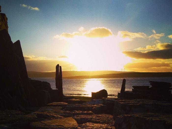 winter-sun-in-the-orkney-islands