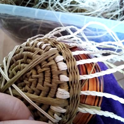 using-a-mould-for-basketry