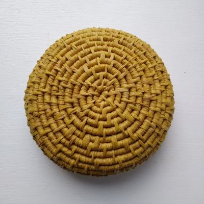 plantain-dyed-raffia-basket